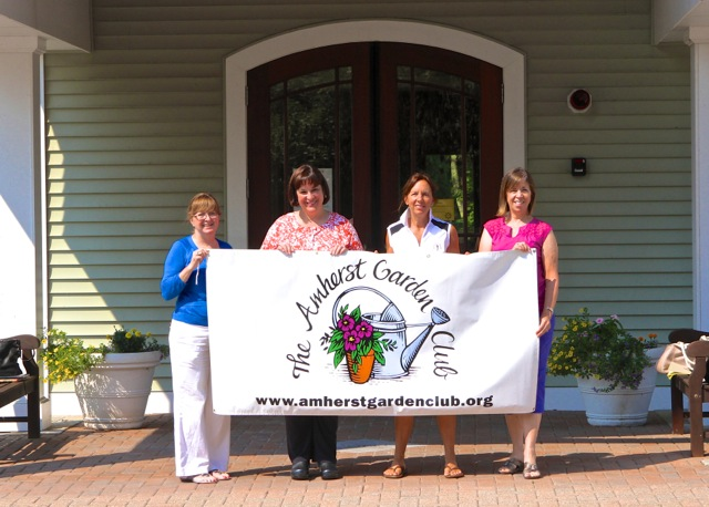 New Home for Amherst Garden Club: