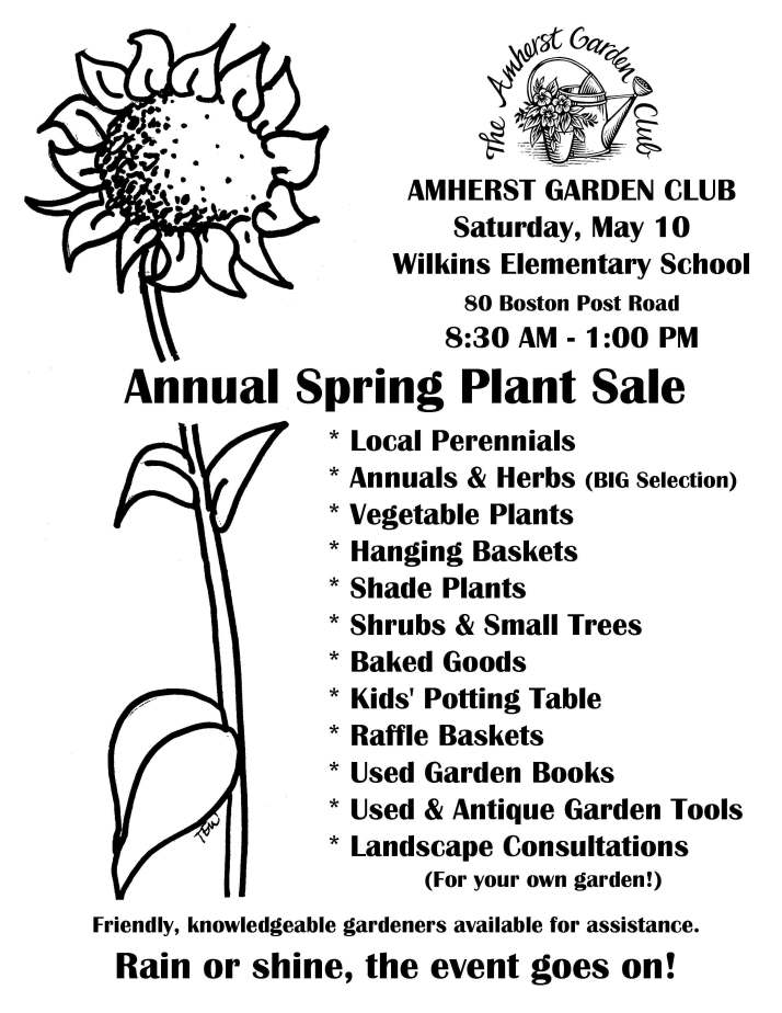 2014 Plant Sale_Poster FINAL JPG