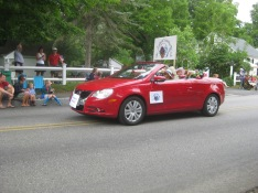 4th July 2015 car
