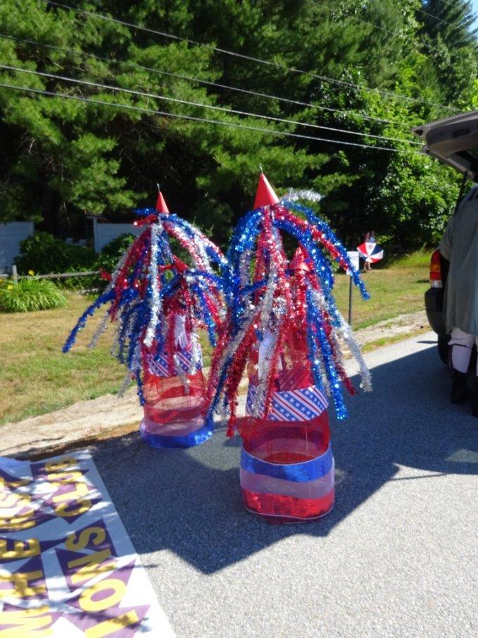 firework costumes