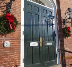 Town Hall Wreaths