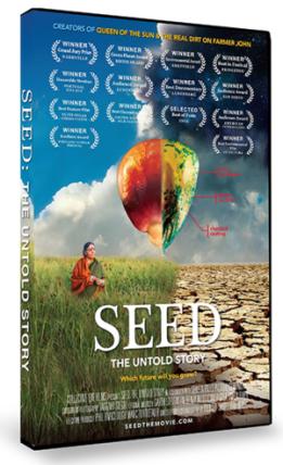 """Seed: The Untold Story"""" at Wilton Town Hall Theater on April"""